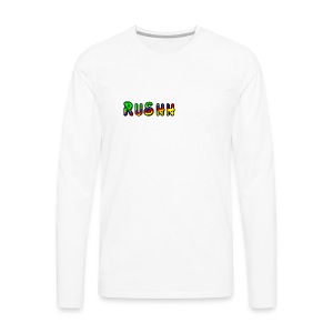 Men's RuShh Shirt - Men's Premium Longsleeve Shirt