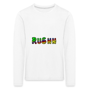 Kid's RuShh Shirt - Kids' Premium Longsleeve Shirt