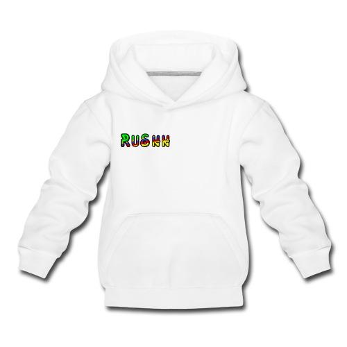 Kid's RuShh Hoodie - Kids' Premium Hoodie