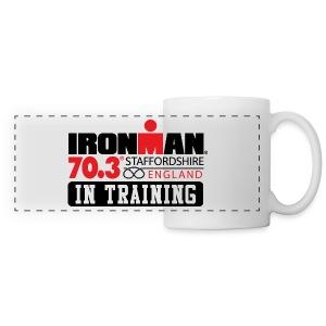IRONMAN 70.3 Staffordshire In Training Mug  - Panoramic Mug