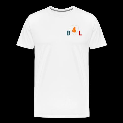 Blog4Lives T-shirt | Men - Mannen Premium T-shirt