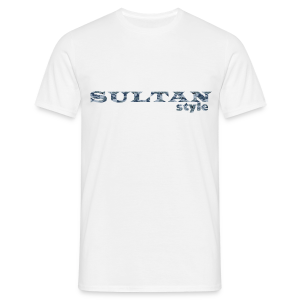 Sultan Style Camouflage blue - Männer T-Shirt