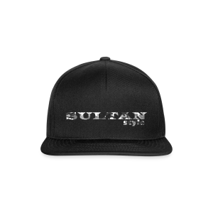 Sultan Style Camouflage Snapback - Snapback Cap