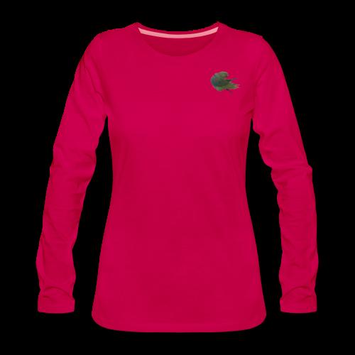 BB en mousse - T-shirt manches longues Premium Femme