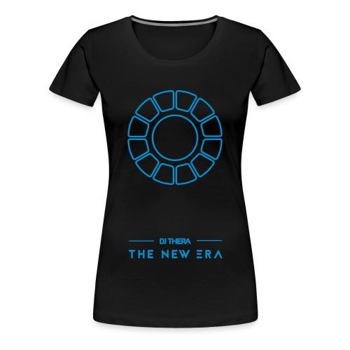 T-Shirt The New Era - Vrouwen Premium T-shirt