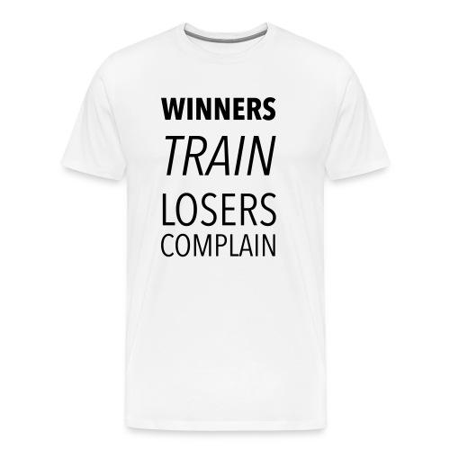 Winner Shirt - Männer Premium T-Shirt