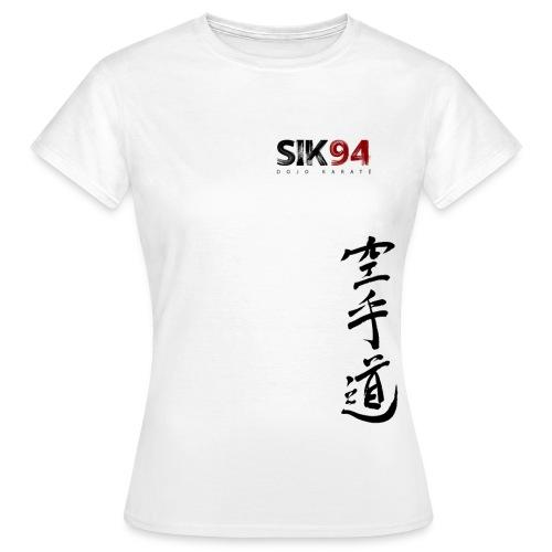 SIK94 : T-shirt femme - T-shirt Femme