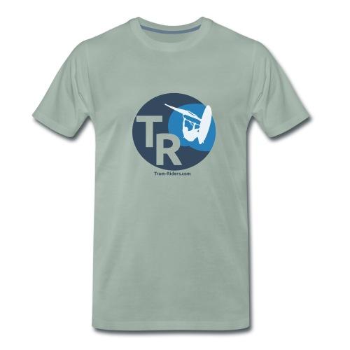 Flat Logo - T-shirt Premium Homme