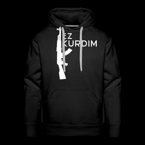 Abdullah Öcalan Pullover (Mann) - Männer Premium Hoodie