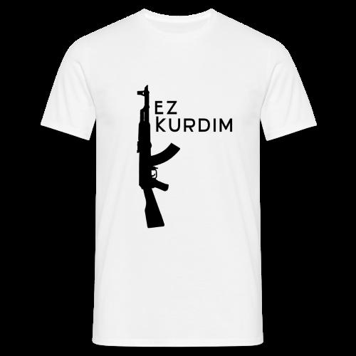 Abdullah Öcalan T-Shirt (Mann) - Männer T-Shirt