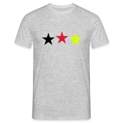 Deutschland Sterne - Männer T-Shirt