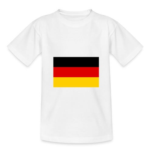 Love Germany - Teenager T-Shirt
