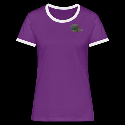 BB en mousse - T-shirt contrasté Femme