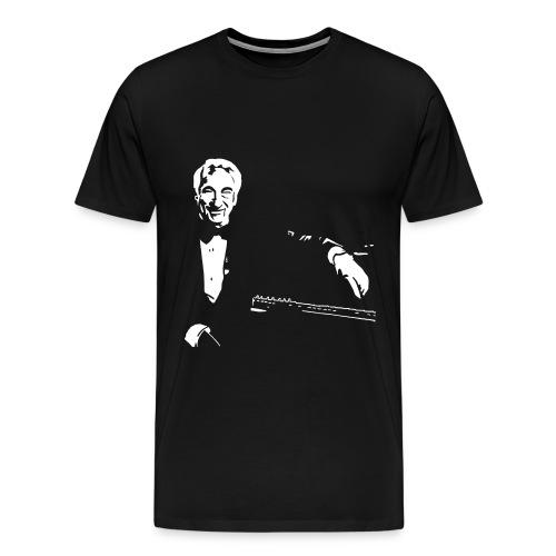 Victor Borge Design-Shirt - Männer Premium T-Shirt