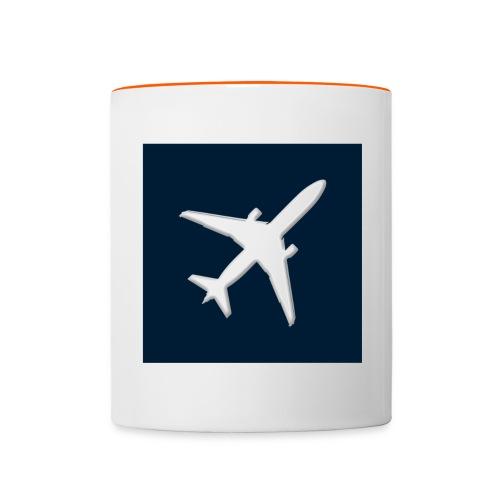 TechAttax Logo Mug - Contrasting Mug
