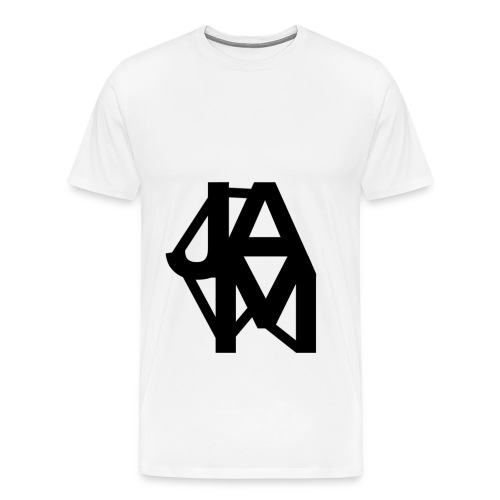 JAM-LOGO [NEW] - Männer Premium T-Shirt