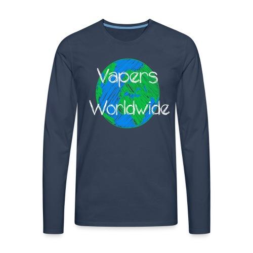 Men's VWW Long Sleeve T-Shirt - Men's Premium Longsleeve Shirt