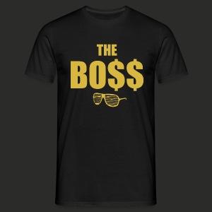 The Bo$$ Mens T-Shirt - Men's T-Shirt