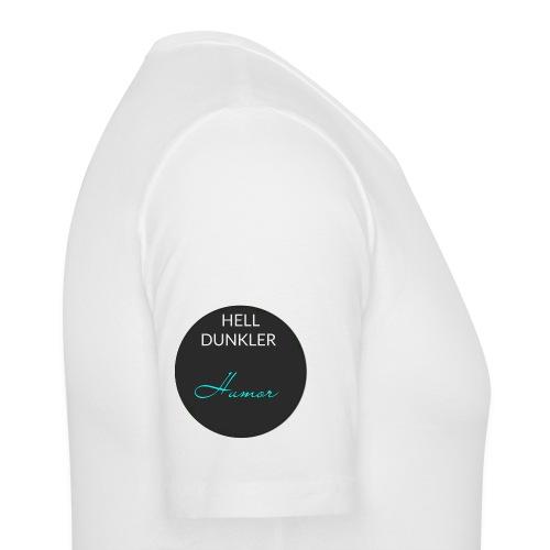 Figurbetontes Shirt - Männer Slim Fit T-Shirt