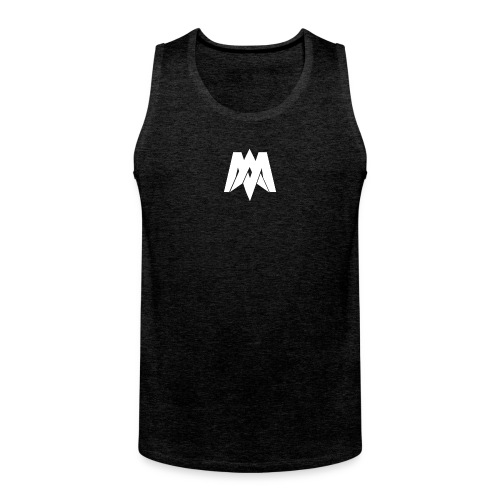 Mantra Fitness Tank Top (Red) - Men's Premium Tank Top
