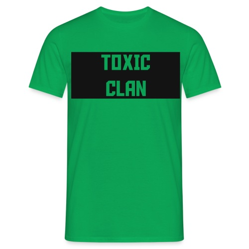 ToXiC Clan T-Shirt - Men's T-Shirt