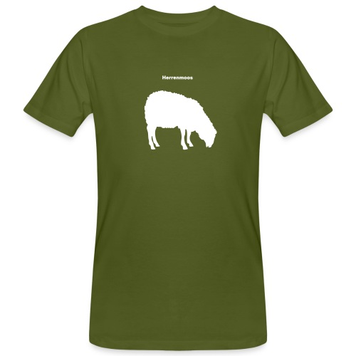 Bio-Shirt Herrenmoos - Männer Bio-T-Shirt