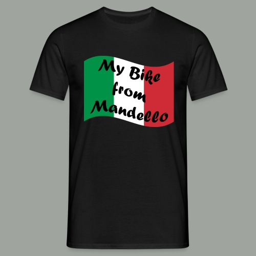 Herre - Herre-T-shirt