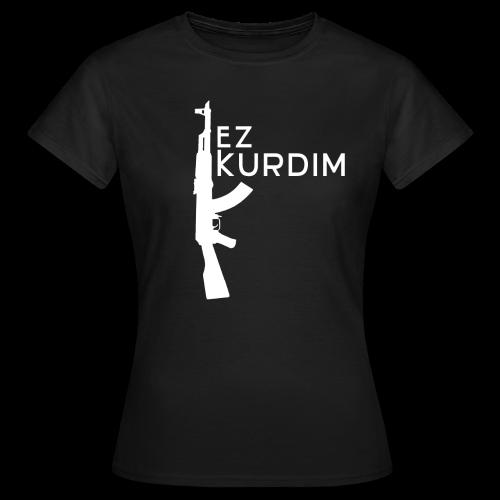 Abdullah Öcalan T-Shirt (Frau) - Frauen T-Shirt