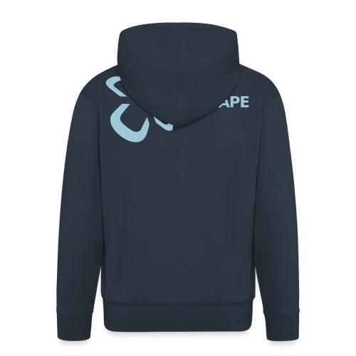 Helvetic Vape - Veste à capuche Premium Homme
