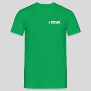 #003E00 (Dgreen) - T-shirt herr