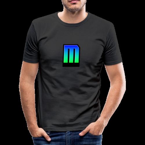 Männer Slim Fit T-Shirt - Mazer