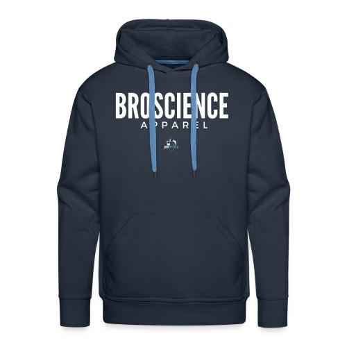 Broscience Apparel Hoodie (Unisex) - Männer Premium Hoodie