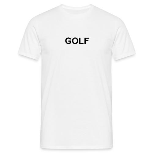 Golf wang tee - Men's T-Shirt
