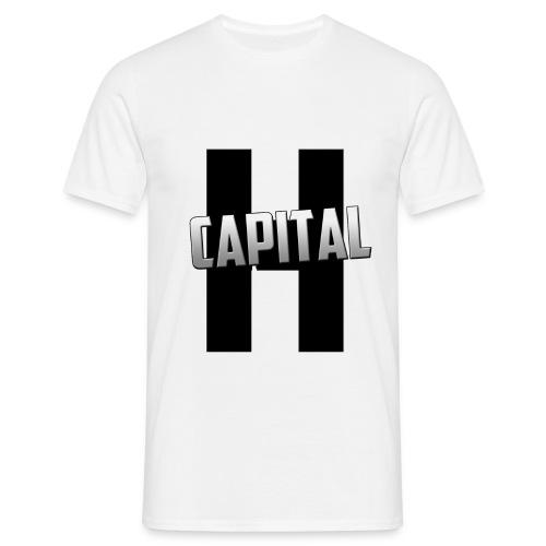 Black & Silver Fresh Design T-shirt! - Men's T-Shirt