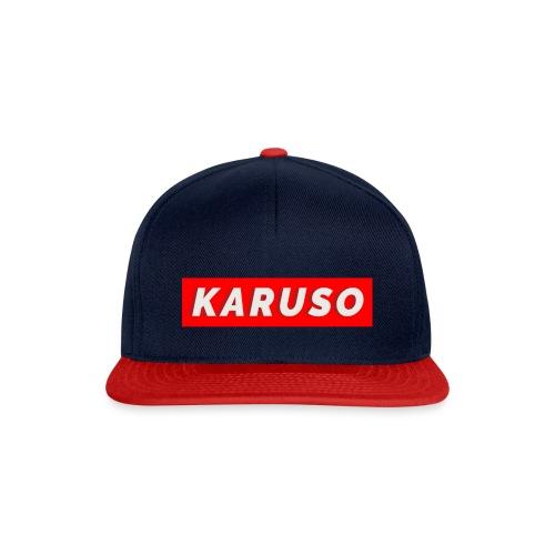 KARUSO NiZe Kappi - Snapback Cap