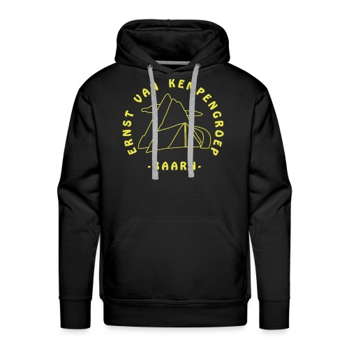 Ernst van Kempen trui (man) - Mannen Premium hoodie