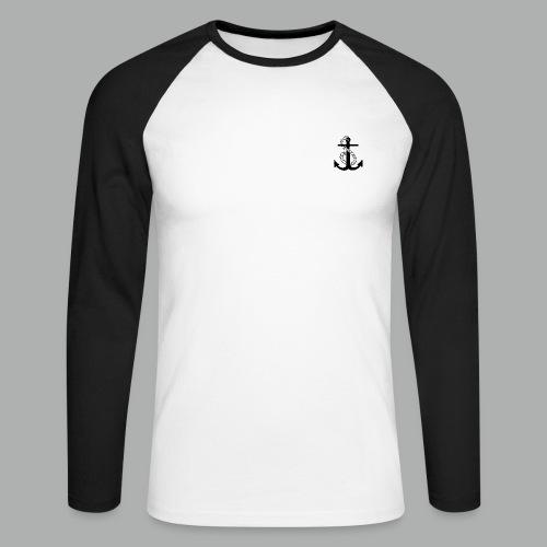 Matrosen Long Sleeve - Männer Baseballshirt langarm