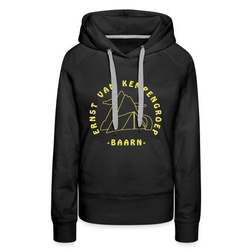 Ernst van Kempen trui (vrouw) - Vrouwen Premium hoodie