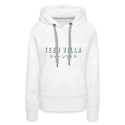TeenVilla Jumper - Women's Premium Hoodie