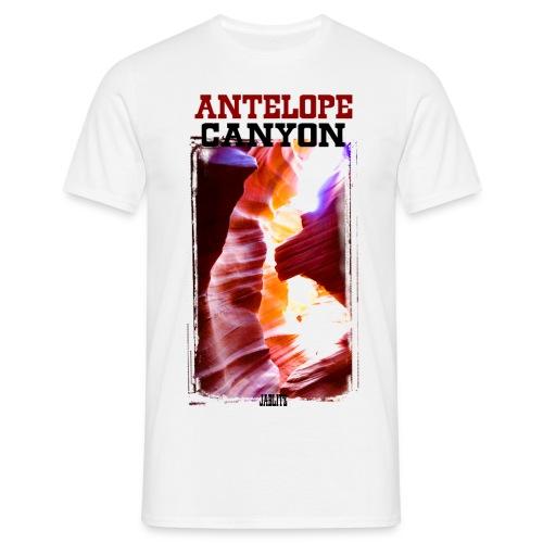 Antelope Canyon - Maglietta da uomo