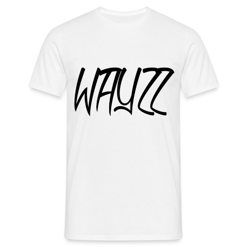 Wayzz White Tee - Men's T-Shirt