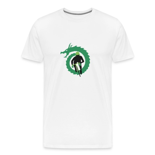 Dragon Hunter Premium - Men's Premium T-Shirt