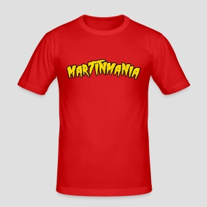 MartinMania Running Wild Shirt - Slim Fit - Männer Slim Fit T-Shirt