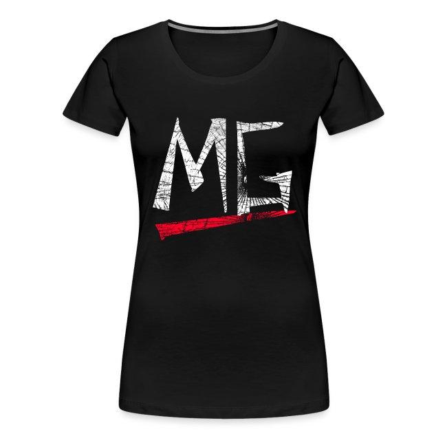 MG Glas Logo Girly-Shirt