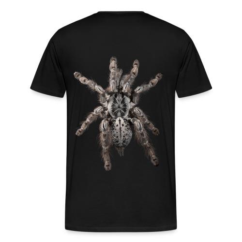H. maculata (Back) Premium - Men's Premium T-Shirt
