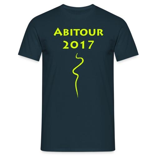 Abitour 2017 - Männer T-Shirt