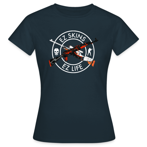 Women's T-Shirt - skins