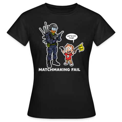 Women's T-Shirt - match,team