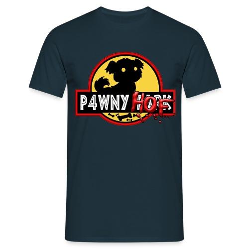 P4WNYPARK BASIC - Men's T-Shirt
