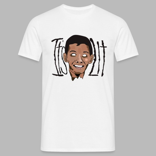 its lit - Men's T-Shirt